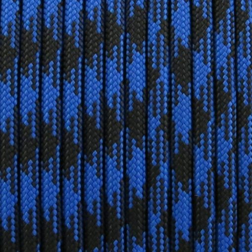 Black & Blue Paracord