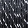 Black Reflective Paracord