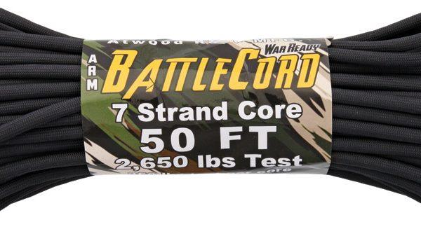 Black ARM BAttlecord