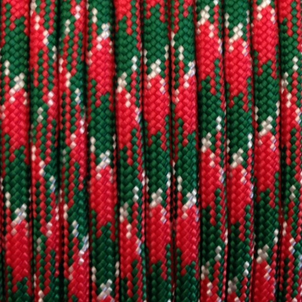 Holly Jolly Paracord