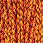 Neon-Orange-Camo-Paracord
