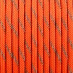 Reflective Neon Orange Paracord