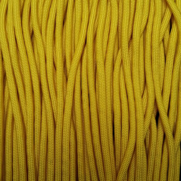 Yellow Paracord