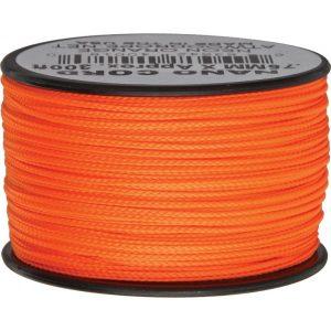 Neon Orange Nano Cord