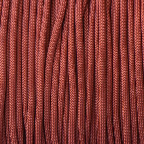 Copper Red Paracord
