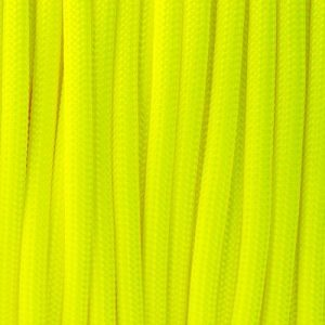 Ultra Neon Yellow paracord