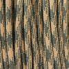 Desert Sand Foliage Camo Paracord