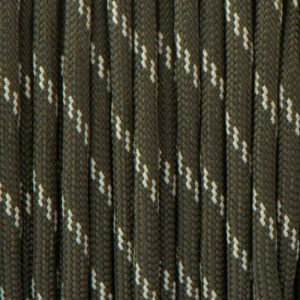 Reflective Olive Drab Paracord