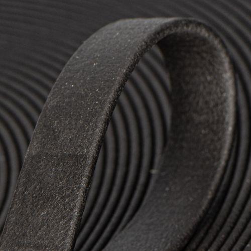 Black (Grippy) (BL561) BioThane 'BETA' 16 mm