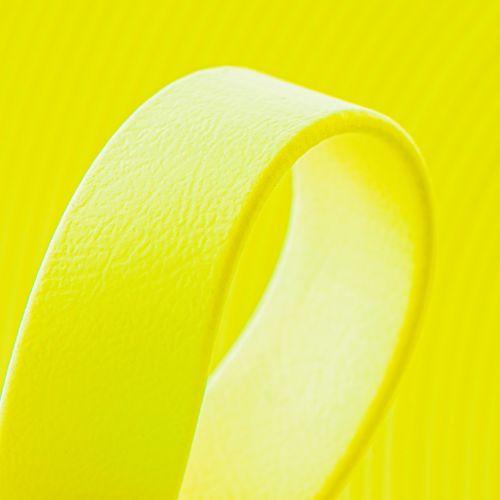 Neon Yellow (YE527) BioThane 'BETA' 9 mm