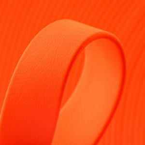 Orange (OR522) BioThane 'BETA' 9 mm