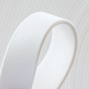 White (WH521) BioThane 'BETA' 9 mm