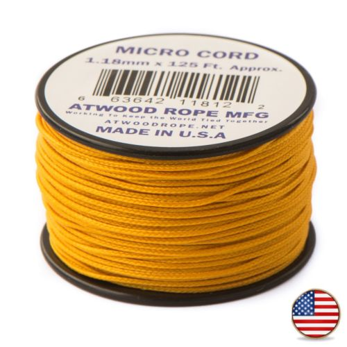Air Force Gold Mico Cord
