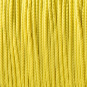 Banana Yellow Paracord Type I