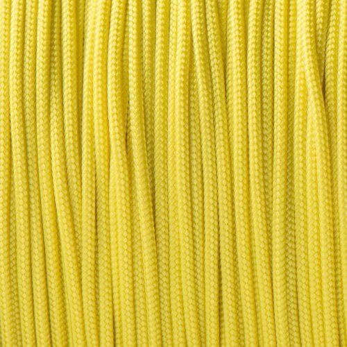 Banana Yellow Paracord Type I