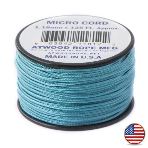 Carolina Blue Micro Cord