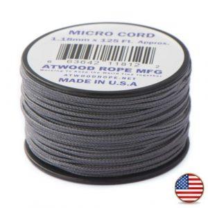 Graphite Micro Cord