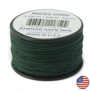 Hunter Green Micro Cord