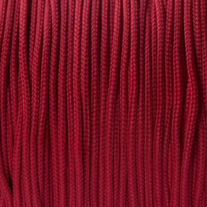 Imperial Red Paracord Type I