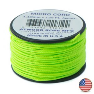 Neon Green Micro Cord