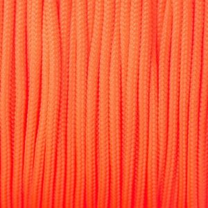 Neon Orange Paracord Type I