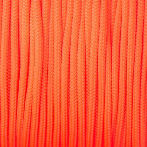 Neon Orange Paracord Type I