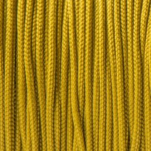 Ocher Yellow Paracord Type I