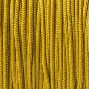 Ocher Yellow Paracord Type I