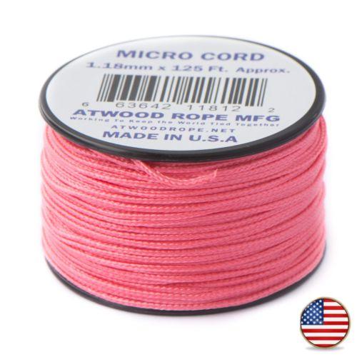 Pink Micro Cord