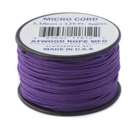 Purple Micro Cord