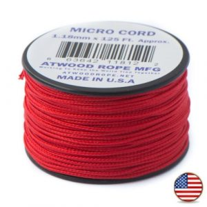 Red Micro Cord