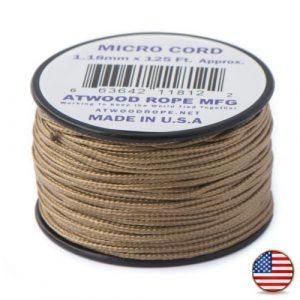 Tan Micro Cord