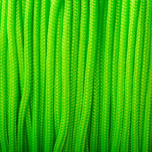 Ultra Neon Green Paracord Type I