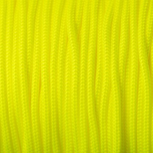 Ultra Neon Yellow Paracord Type I